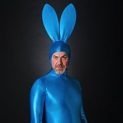 Scotty the Blue Bunny